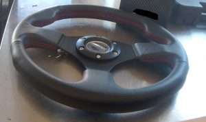 removable steering wheel